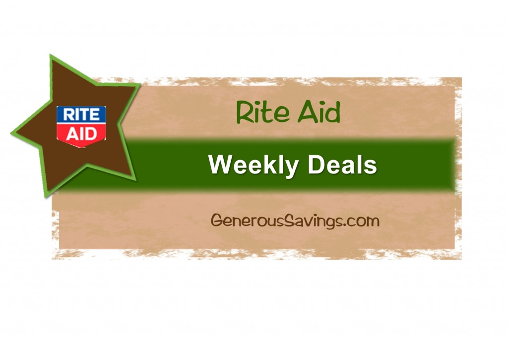 rite aid weekly deals and matchups