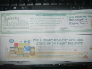 shoprite smart balance catalina