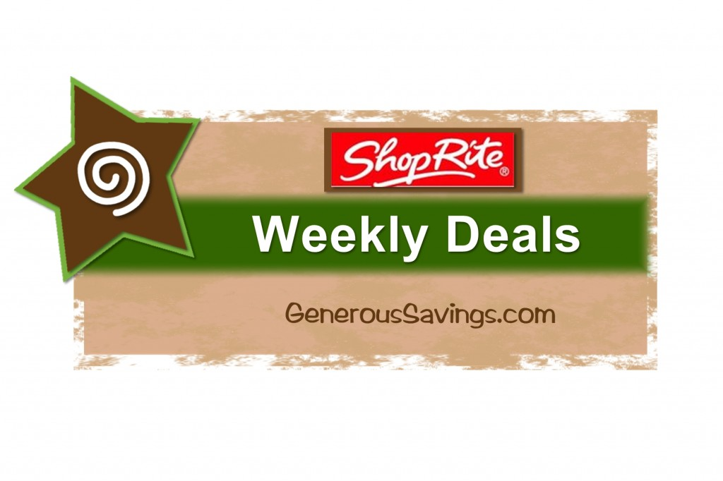 shoprite  matchups dollar days 2/26