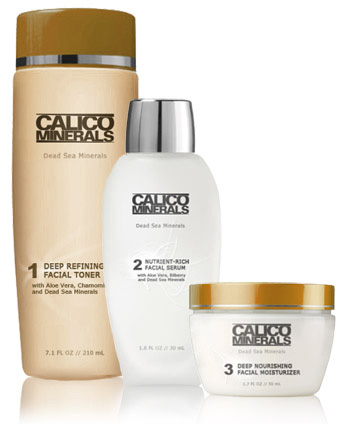calico minerals skincare free samples