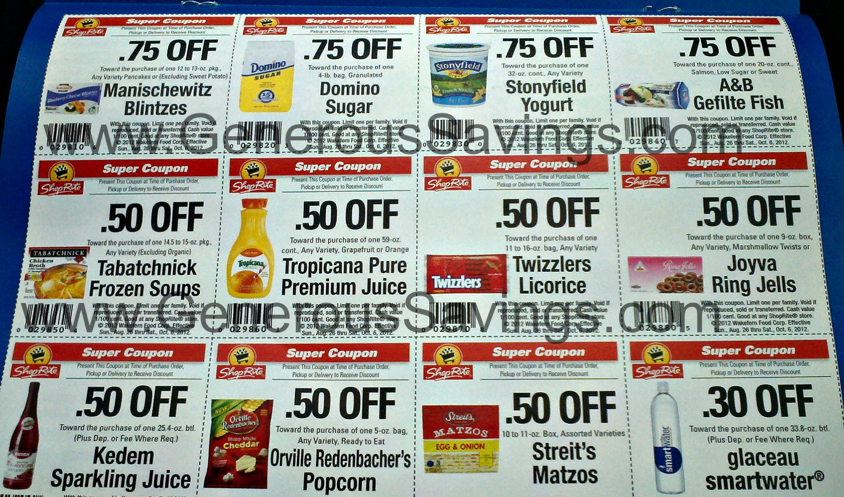 Shoprite Coupon Code Charleston Coupons