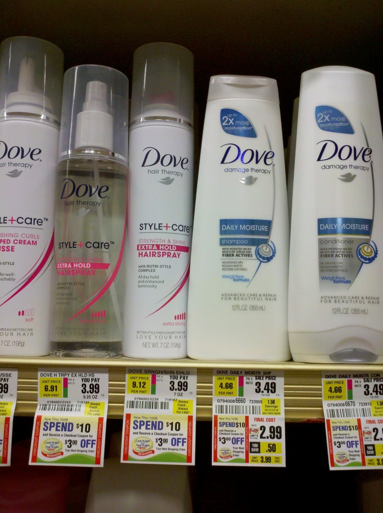 dove catalina deal shoprite