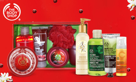 body shop coupon