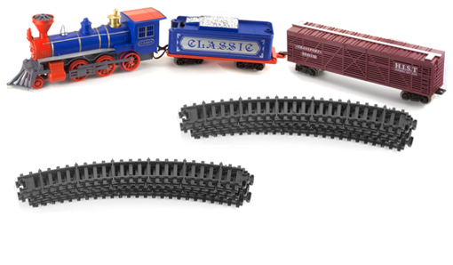 fenfa train set battery powered