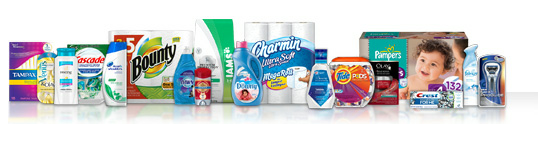 p&g everyday sampler free samples and coupons