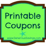 July 1st – New Coupons!!