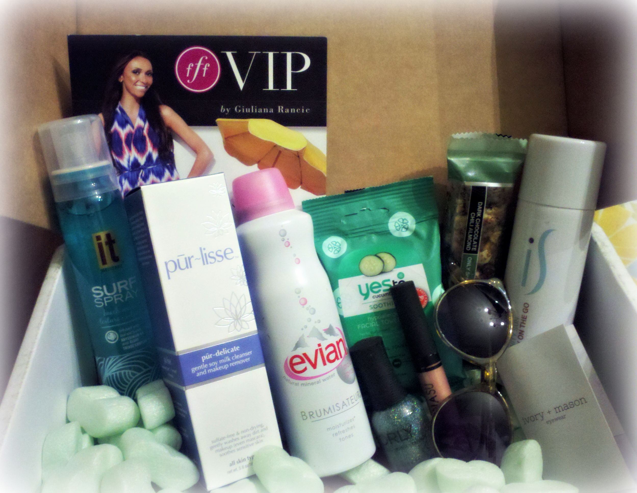 Fab Fit Fun Box review Get the look of the stars for a lot less