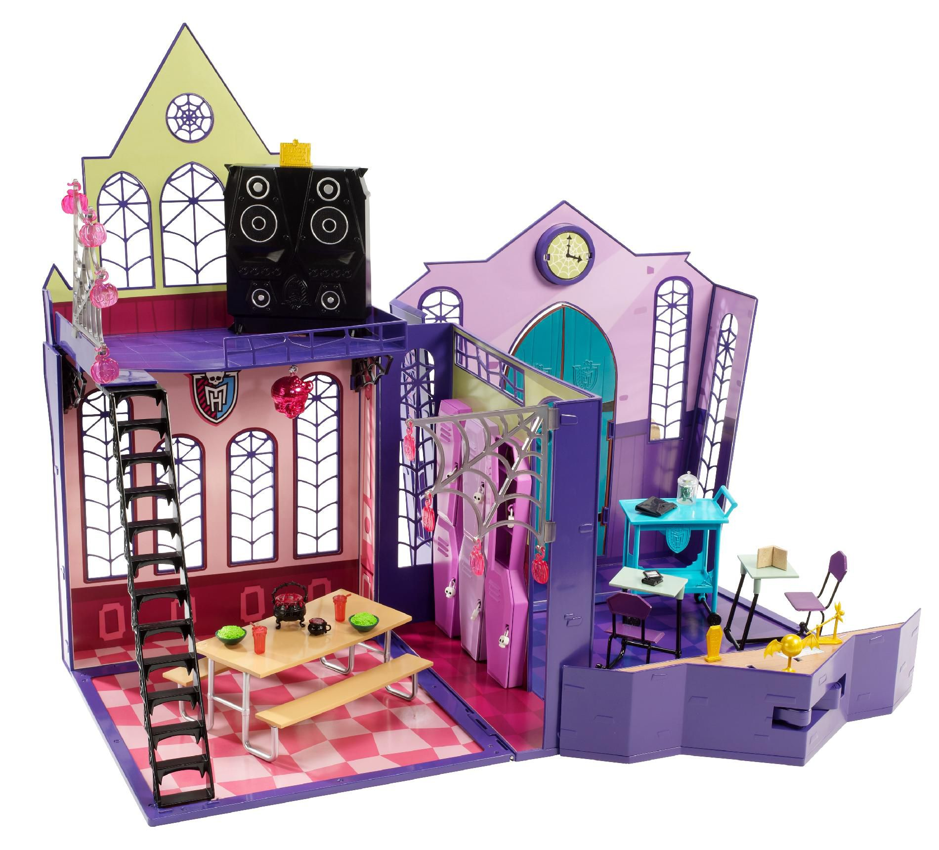 Monster High School House Hot Deal Generous