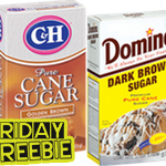 FREE Domino® or CH® Brown Sugar 1lb. box Savingstar eCoupon