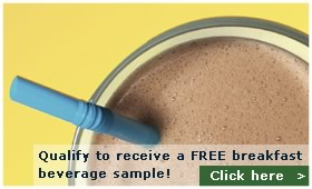 Free sample of: Nesquik