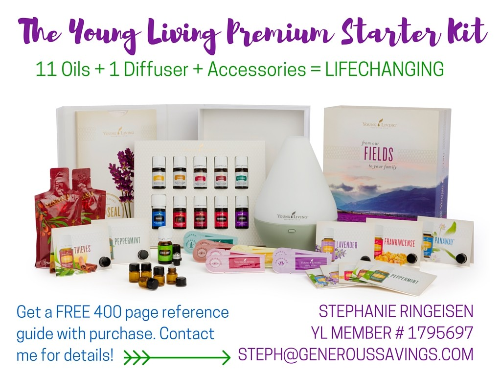 Young Living premium starter kit deal
